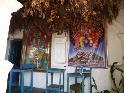 スリランカ、ハード女子旅(2015年)5~サリーでダンブッラ