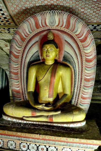 スリランカ世界遺産探訪8日間(ダンブッラ観光)