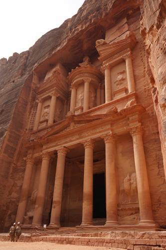 ヨルダン・ペトラ旅行記 - 1日目 ヨルダンまでの長い道のり その1