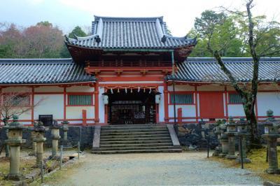 奈良旅ー12 東大寺の守護神 手向山八幡宮