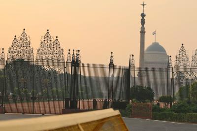 再びPAKISTAN14 聖者廟・インド門などデリー散策、帰国へ Delhe