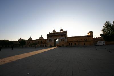 ナマステー!インド・ネパールの旅2015⑪(ジャイプール・アンベール城:1月30日)