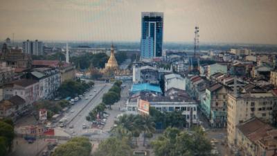第37回海外放浪・タイ~ミャンマー~ラオス その3 ヤンゴン市内乗物紀行。
