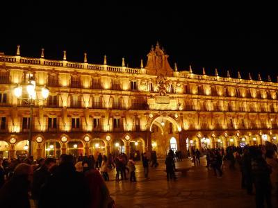 世界遺産の街サラマンカとバルセロナそしてパリ