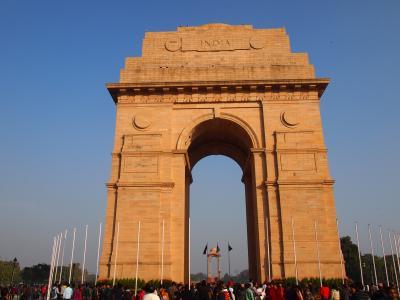 久々に五感、いや六感を刺激された旅、インド    (6分の2 デリー編)