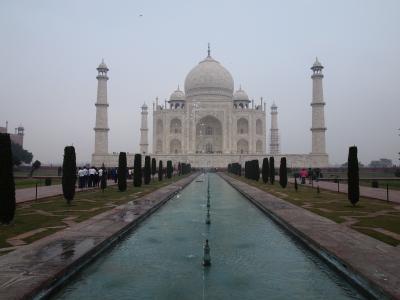 久々に五感、いや六感を刺激された旅、インド    (6分の3 アーグラー編)
