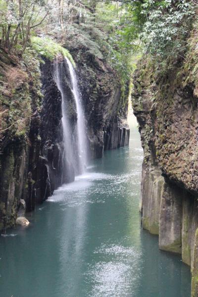 九州の旅。。。 2日目  ②高千穂峡~クルスの海