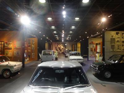 トヨタ博物館 (新館)