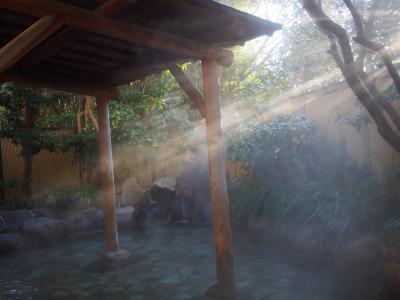 温泉でほっこりな誕生日 2