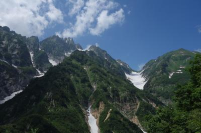 【作成中】目指せ、国内3000m級22峰踏破! <その18>早月尾根~剱岳~剱澤~仙人温泉~阿曽原温泉~欅平