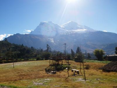 ペルー2013旅行記 【21】ワラスおよびその周辺3(ラグナ69トレッキングツアー1)