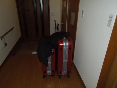 家族で初の海外旅行