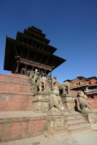 ナマステー!インド・ネパールの旅2015⑤(ネパール・バクタプル:1月27日)