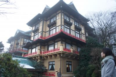 雪景色の2泊3日箱根旅行