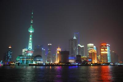 中国江南地方を巡る(上海編)
