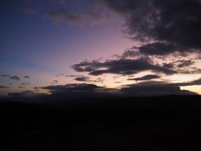 2014.8 秘境ギアナ高地への旅4(ブラジルまでちょっと一杯)