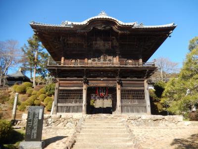 高麗郷の高麗神社・聖天院周辺を歩く