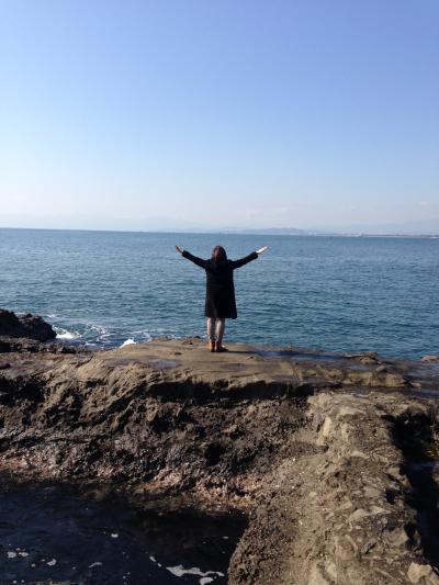 江ノ島2015冬 ぶらぶら散歩