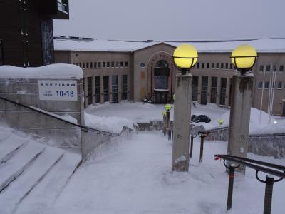 オーロラ、見えるかな…。(フィンランド 4日目その1 意外に見ごたえあり アルクティクルその1)