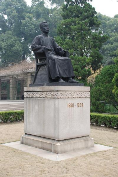 中国江南地方を巡る(上海後編)