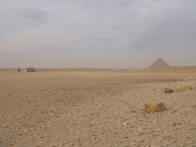 2015Egypt旅行 その4 ダフシュール ・メンフィス・サッカラ