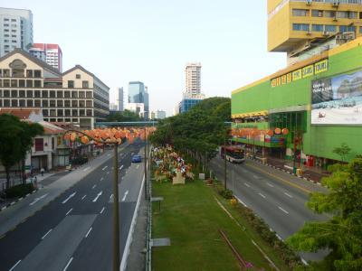 知り合いに会いに行きながら、東南アジア一人旅(10日目 シンガポール中心部を巡る)