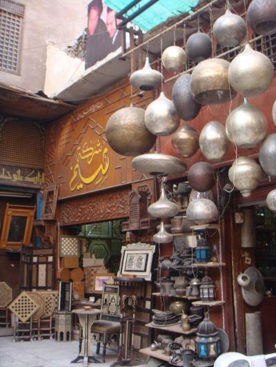 2015Egypt旅行 その6 カイロ・シタデル~ハーンハリーリ