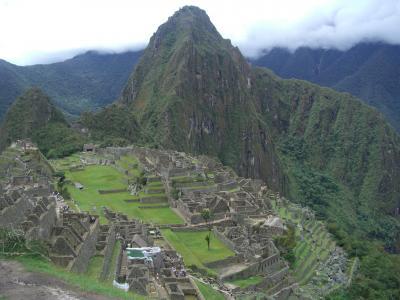 イグアスの滝と悠久のアンデス・メキシコへの旅14日間(ペルー・マチュピチュ編)