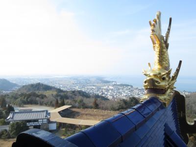 伊勢・安土桃山文化村に行ってきました