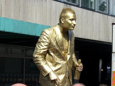 World Statues Festival(世界銅像フェスティバル) 2007