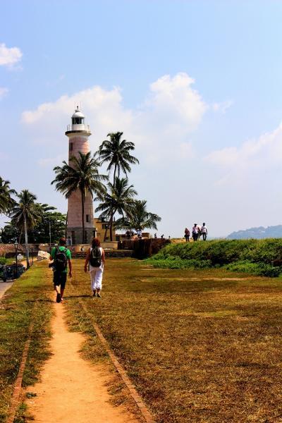 スリランカ世界遺産探訪8日間(ゴール、コロンボ市内観光)