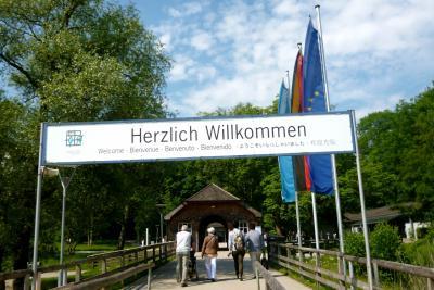 シニア男女3人組ドイツ王道の旅 ☆ヘレン・キムゼー城と なぜだか大航海をしてしまったの巻