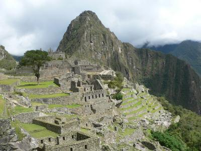ペルー6日間 3日目「天空都市 マチュピチュ」