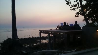 住んだら、タイ東部17日間の旅 2(チャーン島ロンリービーチ編)