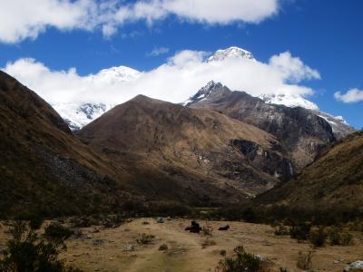 ペルー2013旅行記 【23】ワラスおよびその周辺5(ラグナ69トレッキングツアー3)