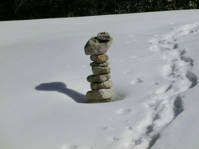 大雪の鈴鹿を歩く 三池岳登山記