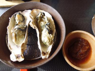 牡蠣を食べに赤穂へ