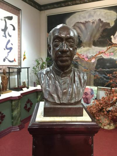 スリランカは日本人にもっと訪れて欲しい国です(4)~ジャワルデナ記念館