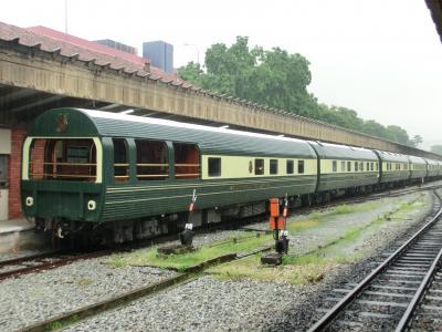 2011年6月 マレー鉄道 最後のシンガポール駅とイースタン&オリエント・エクスプレス