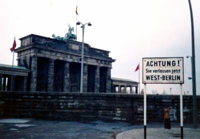 青年は荒野をめざす Vol.26 ハノーバー~東西ベルリン ♪さらばベルリンの灯♪