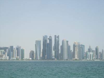 Doha City Tour  ドーハ空港の無料市内観光