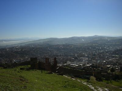 エレガンス的 気ままにモロッコ自由旅 フェズ編