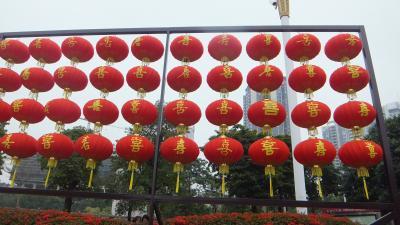 広東省-2015春節の中国を味わいに日帰り広州へ!