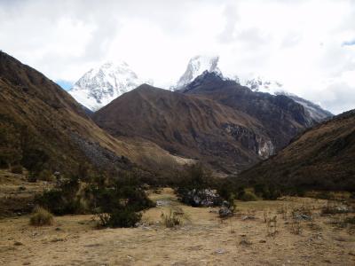 ペルー2013旅行記 【25】ワラスおよびその周辺7(ラグナ69トレッキングツアー5)