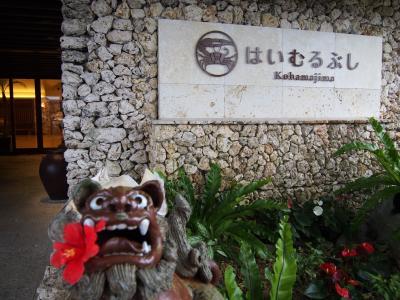 小浜島・石垣島 子連れ旅行2014 1日目