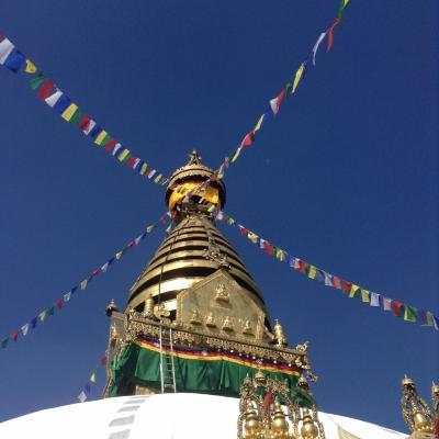 自由気ままな女二人ネパール10日間の旅9日目(カトマンズ)