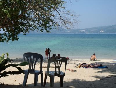 2015冬 南の島へ!旧正月前のプーケット③パラダイスビーチ