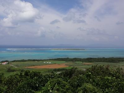 JAL修行~13年09月 沖縄・八重山諸島 *乗り鉄ならぬ乗り船~
