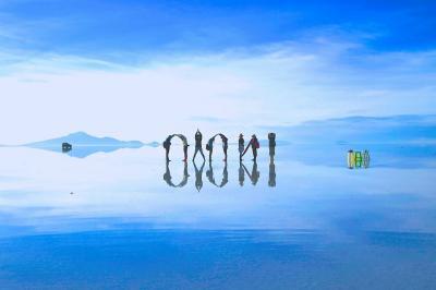 これぞぞぞ!ウユニ塩湖!お昼間編!!