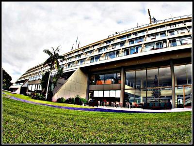 旧)シェラトン イグアス リゾート(現在メリアホテル)& スパ ホテル(イグアスの滝/アルゼンチン)